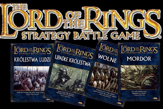 Lord of The Rings - Władca Pierścieni - podręczniki