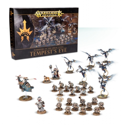 Warriors of the Great Cities: Tempest's Eye - Figurki Age of Sigmar