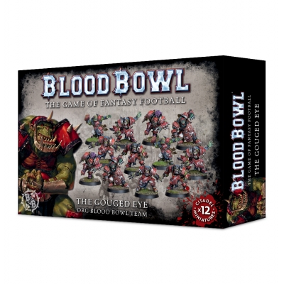 Warhammer Blood Bowl teams: The Gouged Eye