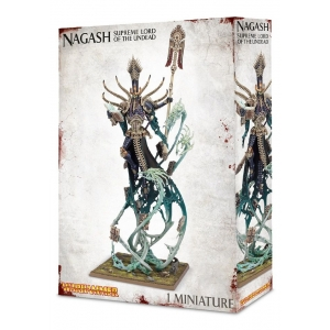 Figurka NAGASH, Supreme Lord of the Undead