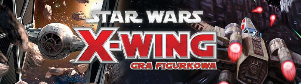 Gra Figurkowa Star Wars X-Wing