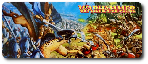 Warhammer - Gra Bitewna figurkami Warhammer Wyspa Krwi /PL/
