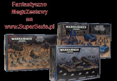 Warhammer 40.000 i Warhammer w sklepie z figurkami Games Workshop