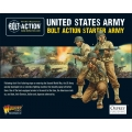 Figurki Bolt Action Starter Army - American 1000 pts.