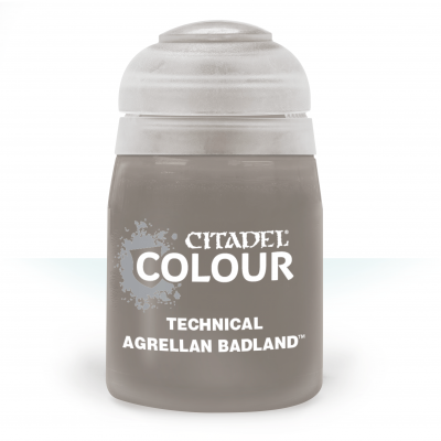 Agrellan Badland