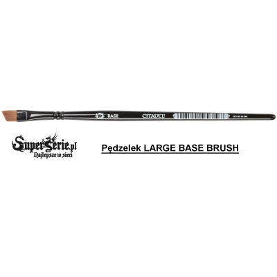 Pędzelek LARGE BASE BRUSH na superserie.pl
