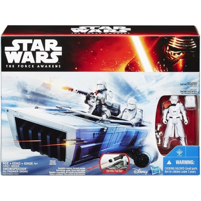 Star Wars First Order Snowspeeder - The Force Awakens
