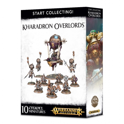 Figurki Start Collecting! Kharadron Overlords