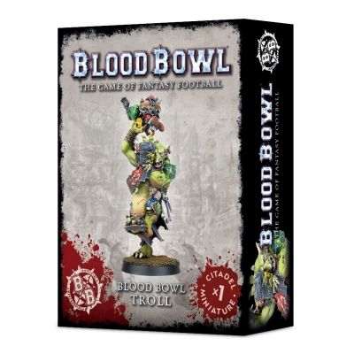 Warhammer Blood Bowl teams: Blood Bowl Ogre