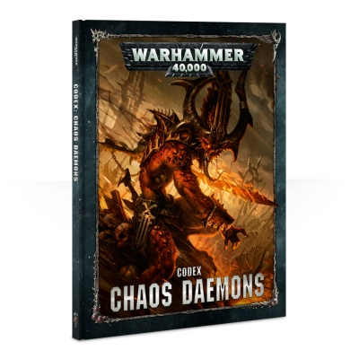 Codex: Chaos Daemons /English/ sklep tanie figurki