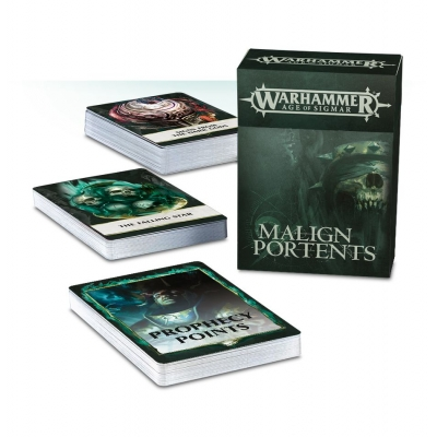 Malign Portents Cards sklep Games Workshop