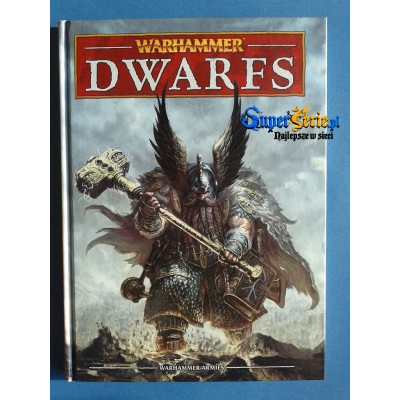 DWARFS - Army Book - EN