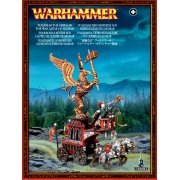 Empire - Figurka Volkmar the Grim on The War Altar of Sigmar
