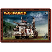 Warhammer - figurka Empire Steam Tank