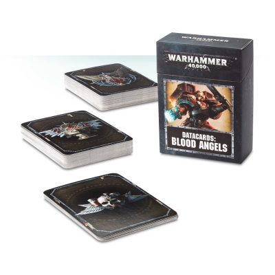 Warhammer 40,000 Blood Angels Datacards 2017 /EN/