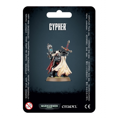 Figurka: Cypher sklep Games Workshop