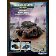 Imperial Guard - ciężki czołg Leman Russ Demolisher
