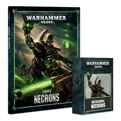 Triarch Collection Codex: Necrons + Datacards /ENGLISH/